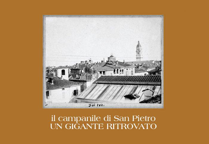 copertina campanile San Pietro Piacenza